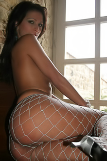 Lex In Fishnet
