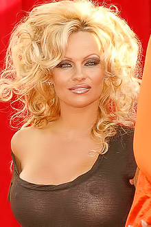 Pamela Anderson still wonderful